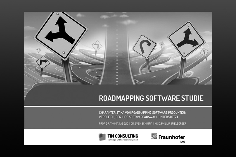 ROADMAPPING SOFTWARE STUDIE