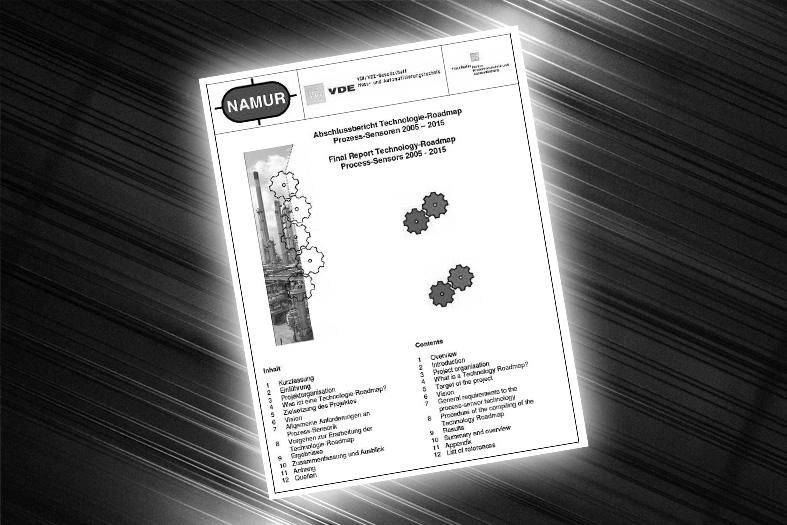 Die Umsetzung der Namur-Roadmaps ?Prozess-Sensoren?